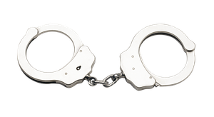 Handcuffs Transparent PNG by AbsurdWordPreferred