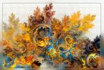THE autumn with its beautiful colors by GLO-HE