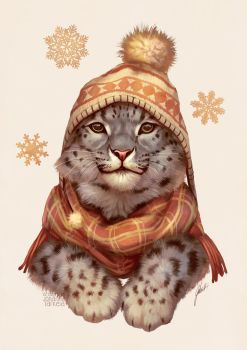 Beanie Weather + PSD by Lhuin