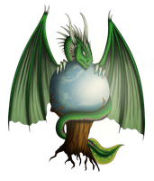 Green Drake by Bonaxor