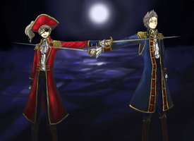 aph: Anglo-Dutch War by Usakan