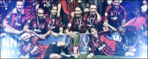 AC Milan Uefa Supercup Winner by pollo0389