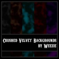Velvet Cover by Weezie-Cupcake