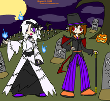 Netherworld Halloween 3 by Firewarrior117