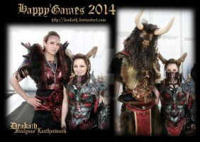 Happy'Games 2014 by Deakath