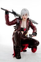 Dante Devil May Cry 3 by Kim-Kairo