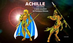 Achille di Chirone by FaGian
