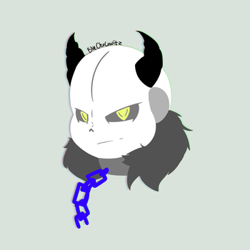 Demitale Sans thing by BlueChocowitz
