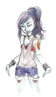 some fashion Marceline by cold-angle