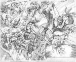 UNPUBLISHED DOUBLE SPLASH by Cinar