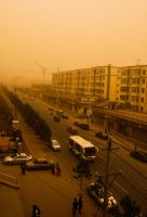 Dongbei Sandstorm by Andashd