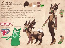 Latte Reference Sheet  by Arseniks