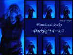 Blacklight Pack 3 by PirateLotus-Stock