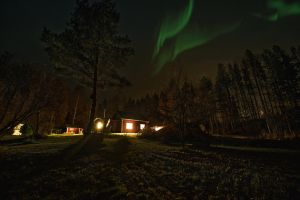 Nights in the Northern Hemisphere by wchild