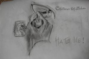 Children Of Bodom - Hate Me by peter2005