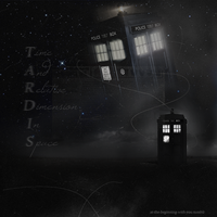 TARDIS by TinaTurtle