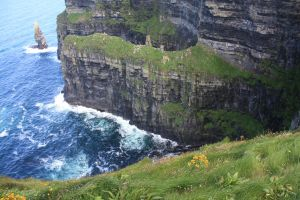 Cliffs of Moher 2 by TatharielCreations