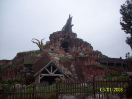 Splash Mountain Disneyland by foxanime101