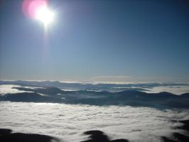 Above Clouds 3 by Katsy001