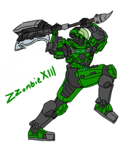MySpartanFriends ZZoMBIE13 by Guyver89