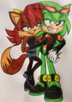 OHSCM17- Scourge x Fiona by Sky-The-Echidna