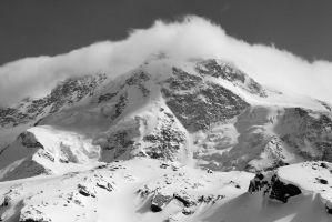 Swiss Alps 2009 by DooMourneR