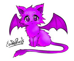 Cat-isle: Alaina Cat by Eeveelutions95