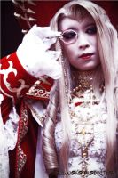 Trinity Blood: Catherina Sforz by w4n1n0k0