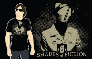 Shades of Fiction shirt 1 by mylkhead