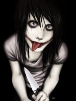 Jeff The Killer by Bakuhatsu-Dei