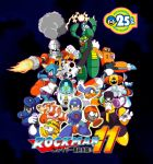 Rockman 11 (Unofficial) by Dr.Levis by DrLevis