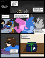 Ashes to Ashes - Prologue by sly-bleu