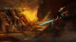 Star Wars -   Anakin Skywalker VS Asajj Ventress by Graphix17