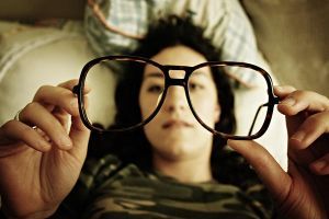 reading glasses by rocketina