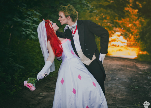 Harley Quinn and Joker [Wedding ver.] 9 by ThePuddins