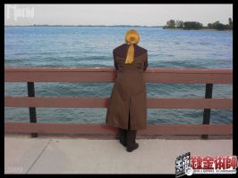 Waiting for You :Edward Elric: by Circe-Baka