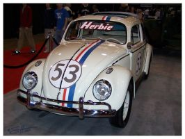 Herbie by scottalynch