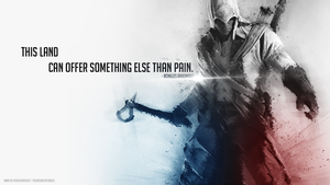 Assassin's Creed 3 - Connor Kenway by AssassinTurtorials