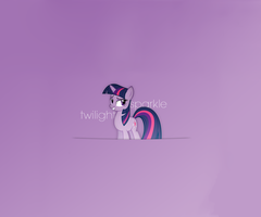 Twilight Sparkle Android Wallpaper by gandodepth