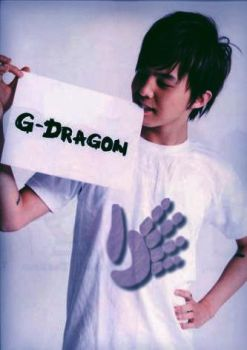 Gdragon by Miya93