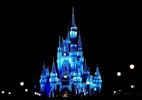 Cinderella Castle by Nightwish91