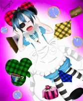 Ciel in Wonderland by Barnaby24