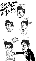 Zaroof and Roonsford. by Beeblez