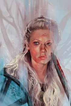 Lagertha - Uprising by kittrose