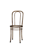 Rusty Old Chair 2 png by mysticmorning