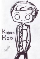 Kobra Kid by shinigamixandie