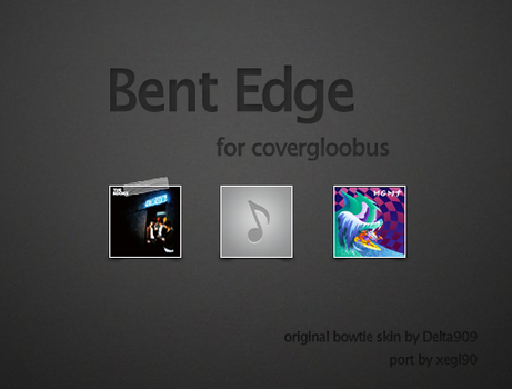 Bent Edge for CoverGloobus by xegi90