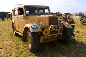 Humber truck No.1 front by Salemik