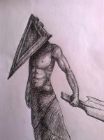 Pyramid head by Bawaria