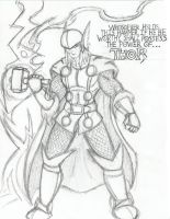 .:THOR:. by Razmere